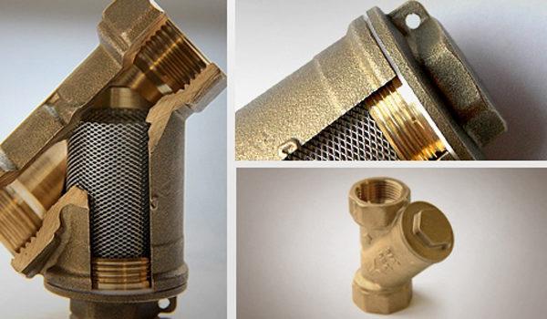 Фильтр для предварительной очистки воды
