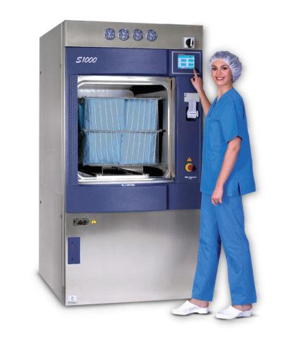 Медицинский паровой стерилизатор