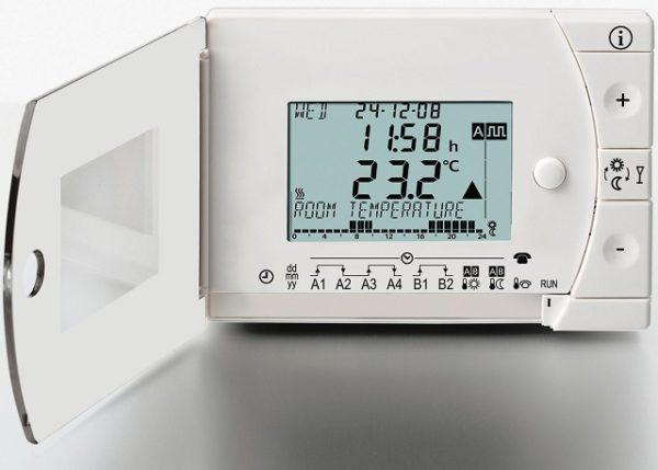 Терморегулятор для ИК-обогревателя