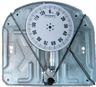 Механические весы изнутри