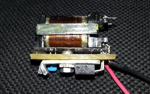 Самодельный ионизатор в автомобиль