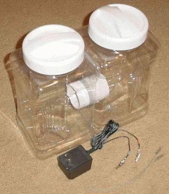 Самодельный ионизатор