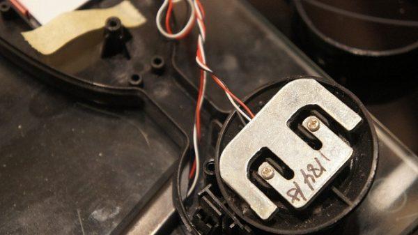Тензорезисторный датчик