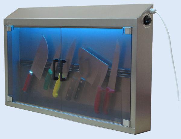 УФ стерилизатор для ножей