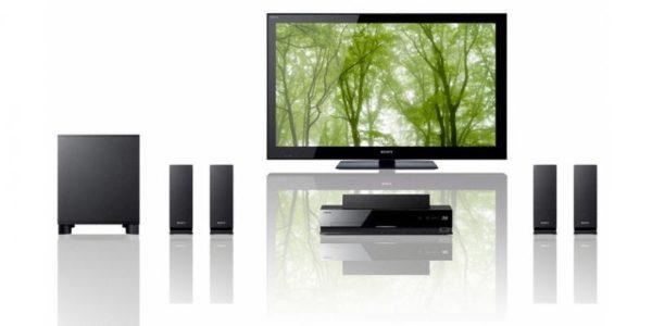Sony BDV-E370