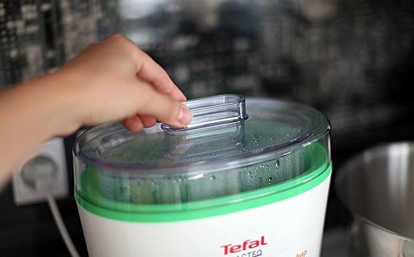 Йогуртница с одной емкостью