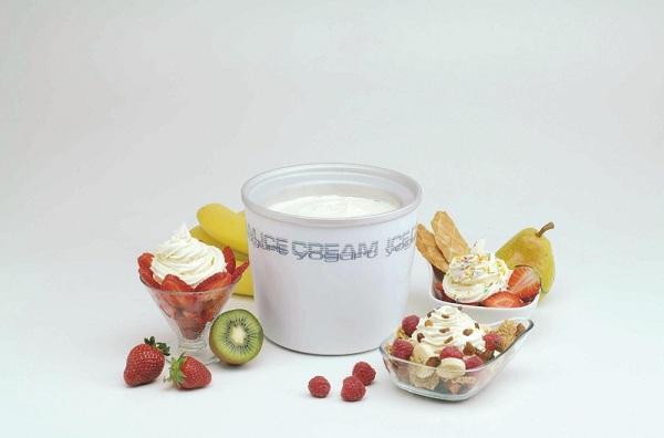Мороженое и йогурт