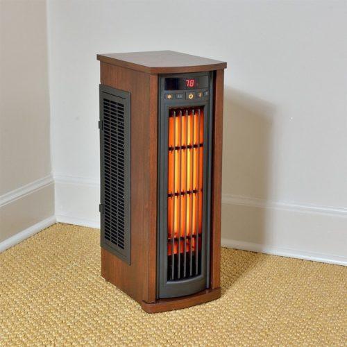 Напольный вариант нагревателя
