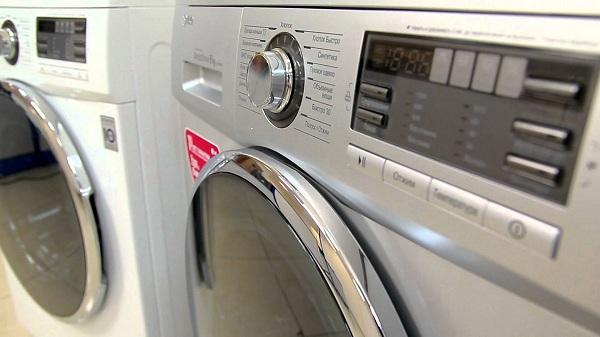 Две стиральные машины