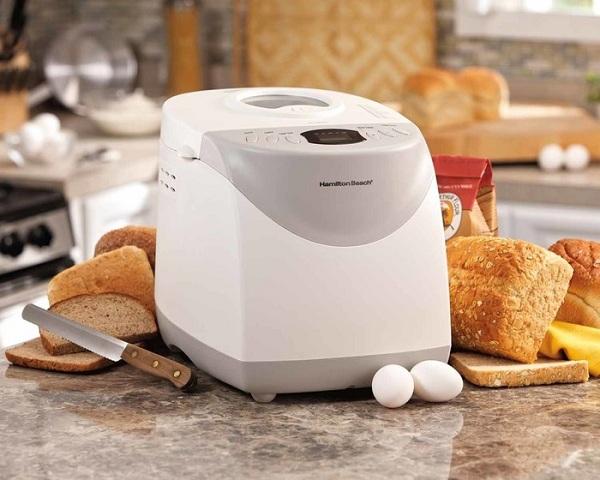 Хлебопечка и хлеб