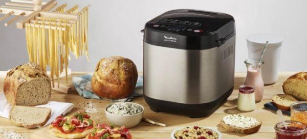 Приготовление еды в хлебопечке