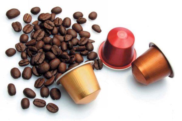 Алюминиевые капсулы для кофемашины