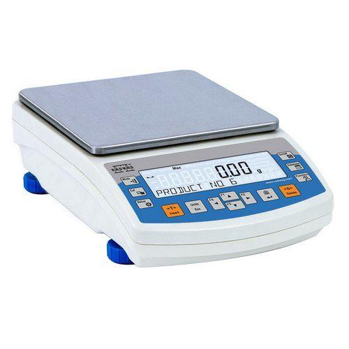 Весы с автоматической калибровкой