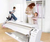 Выбор гладильной машины