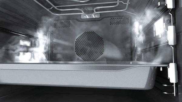 Духовой шкаф с функцией Aqua clean