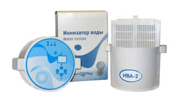 Ионизатор с серебрянным электродом