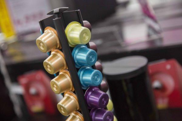 Комбинированные капсулы для кофемашины