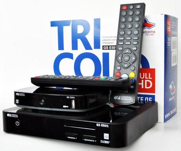 Комплект Триколор на два телевизора
