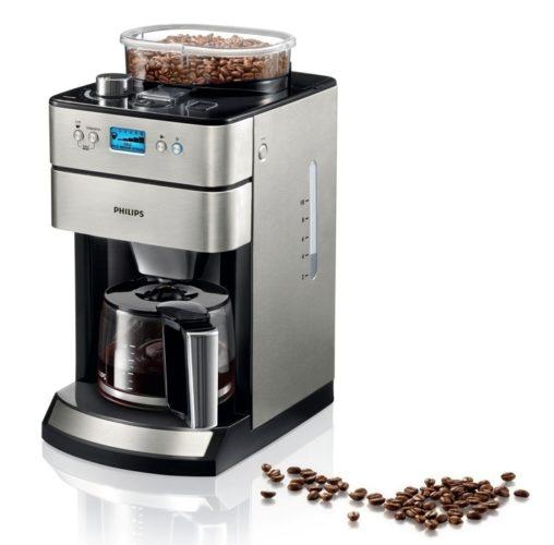 Кофемашина с кофемолкой