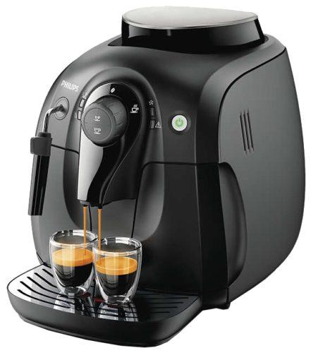 Кофемашина Philips HD 8649