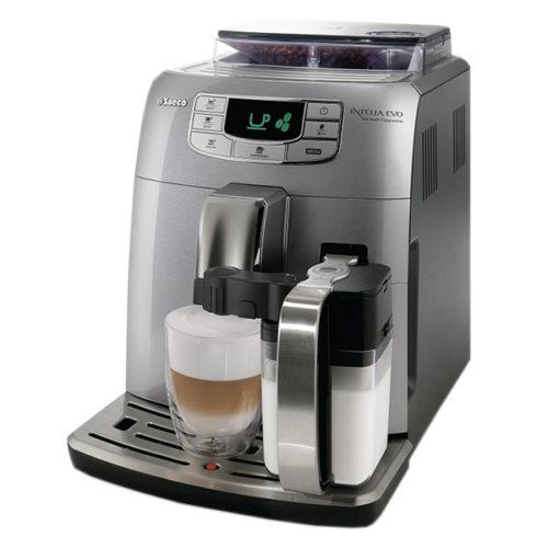 Кофемашина Saeco с функцией приготовления латте