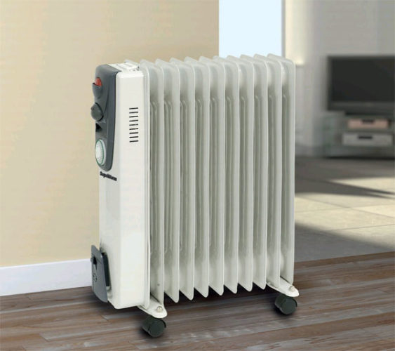 Маляный радиатор