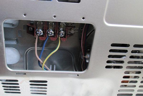 Маркировка кабелей духовки