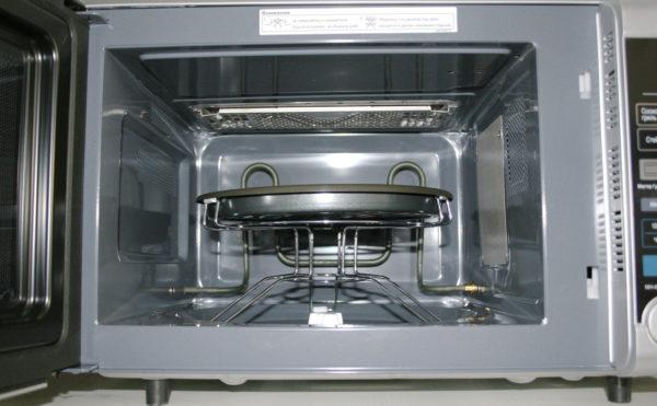 Микроволновки с термостойкой эмалью