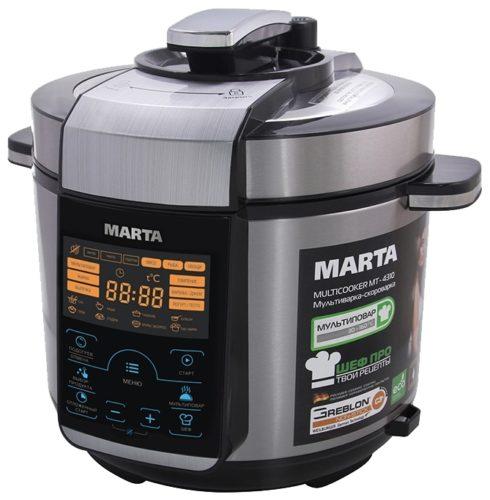 Мультиварка-скороварка Marta MT-4310