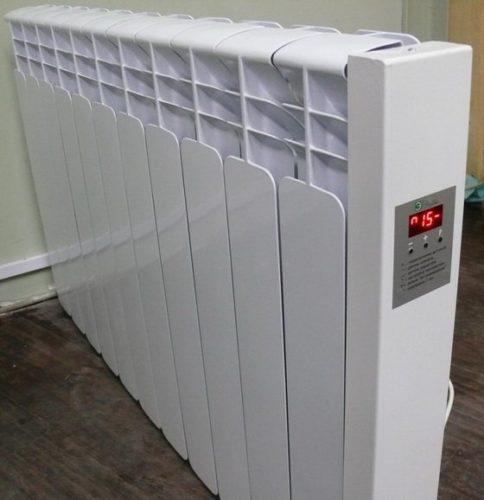 Настенный масляный радиатор