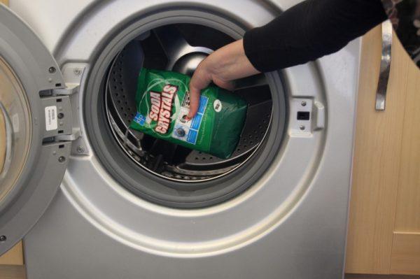 Очистка барабана стиральной машины