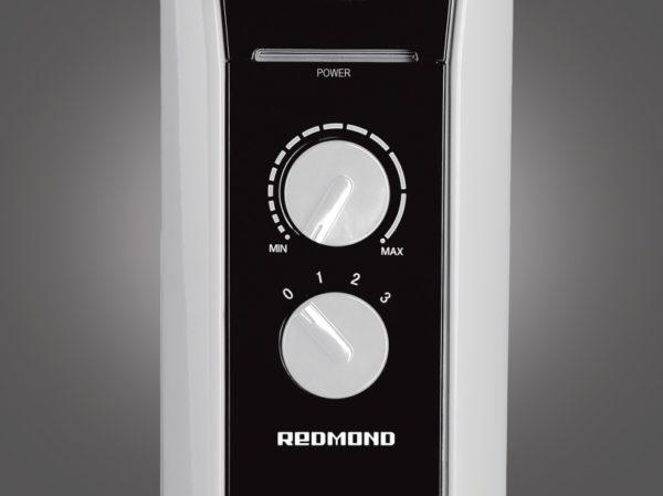 Панель управления масляным радиатором