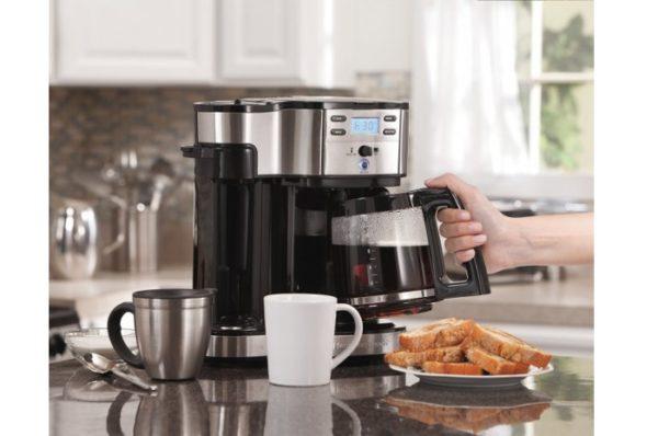 Работа капельных кофеварок