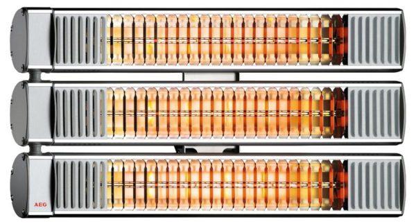 Средневолновые ИК обогреватели