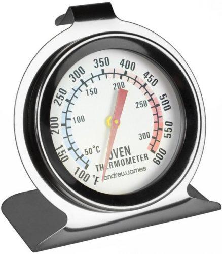 Термометр для духовки из стали