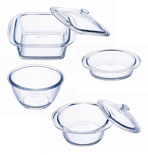 Формы посуды для микроволновки