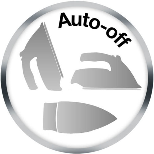 Функция утюгов Auto off