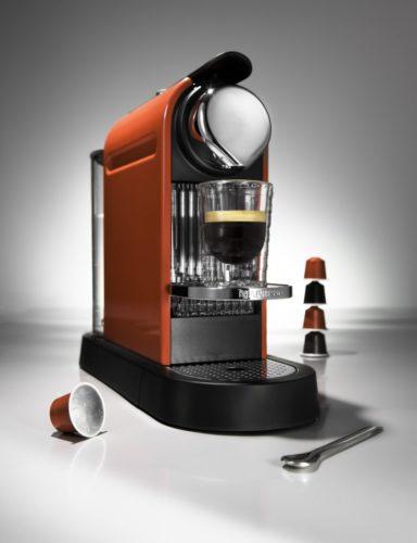 Эспрессо кофемашина капсульная