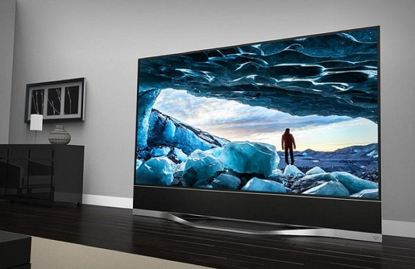 Телевизор с высоким качеством изображения