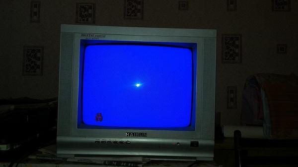 Телевизор заблокировался