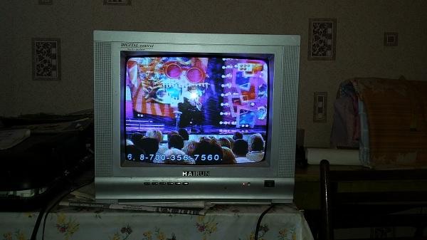 Телевизор разблокирован
