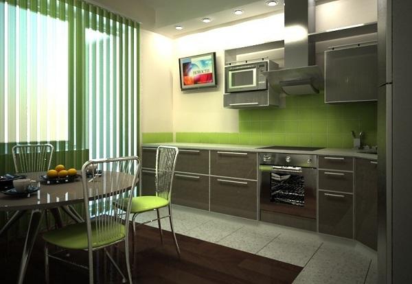 Какой телевизор лучше выбрать на кухню