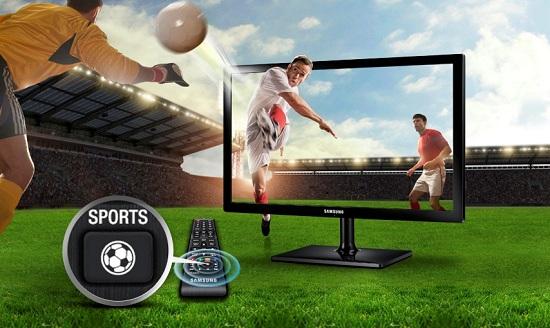 технология Sports Mod