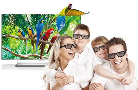 Телевизоры 3Д