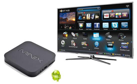 Мини-Пк На Android К Телевизору