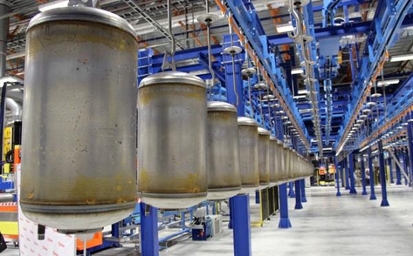 Изготовление водонагревателей
