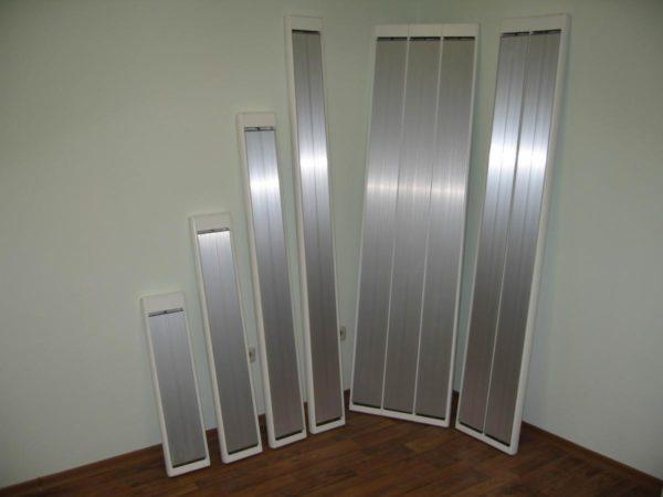 ИК-обогреватели электрические