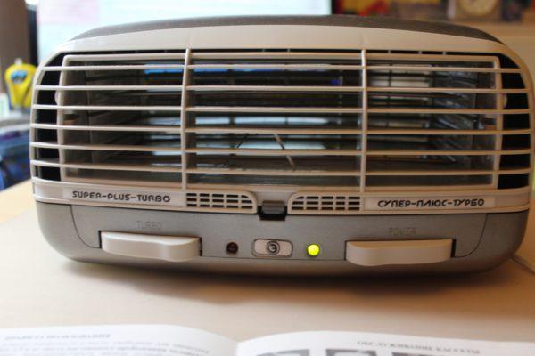 Ионизатор воздуха супер плюс турбо: инструкция, характеристики.
