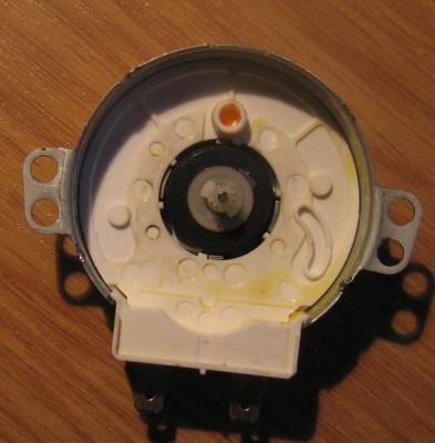 Катушка двигателя микроволновки
