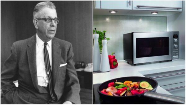 Перси Спенсер - изобретатель микроволновой печи